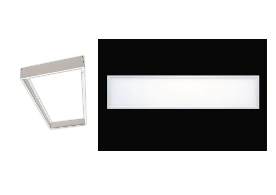 ELM Led panel 48W 6000K 4800lm Nadgradni TOP kupovina!